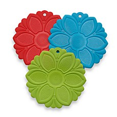 Hot Dish™ Silicone Hot Pad and Trivet