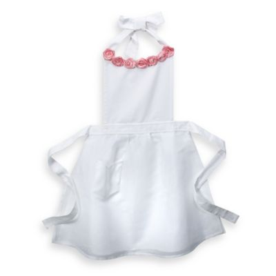 Bride Dress Apron