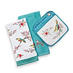 Simply Fine Lenox® Chirp Kitchen Towel Ensemble