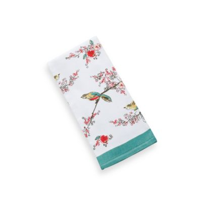 Simply Fine Lenox® Chirp Print Kitchen Towel