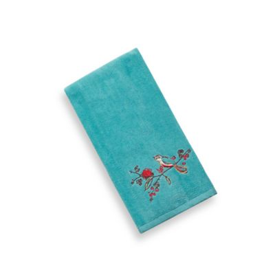 Simply Fine Lenox® Chirp Embroidered Kitchen Towel