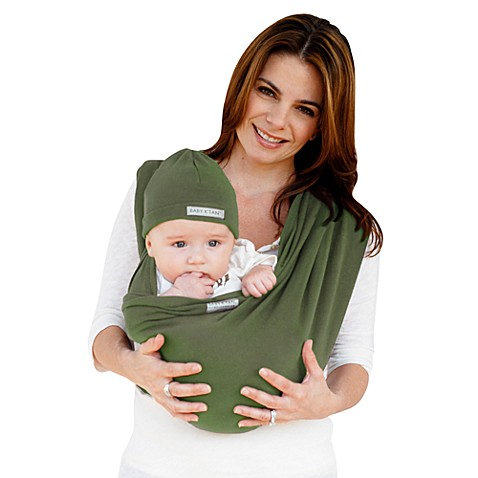 Baby K'tan® Medium Baby Carrier in Sage Green