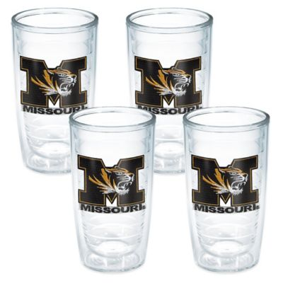 Tervis® University of Missouri 16-Ounce Tumblers (Set of 4)
