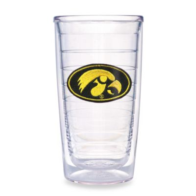 University of Iowa 16-Ounce Tumblers