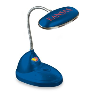 University of Kansas LED Lamp Desk