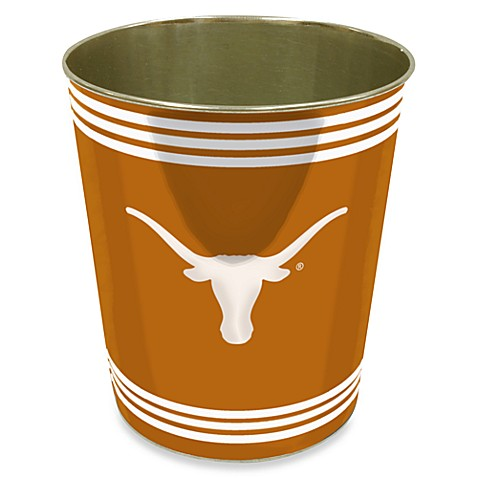 University of Texas Trash Can