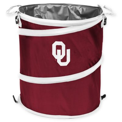 University of Oklahoma 3-in-1 Trash Can/Cooler/Hamper