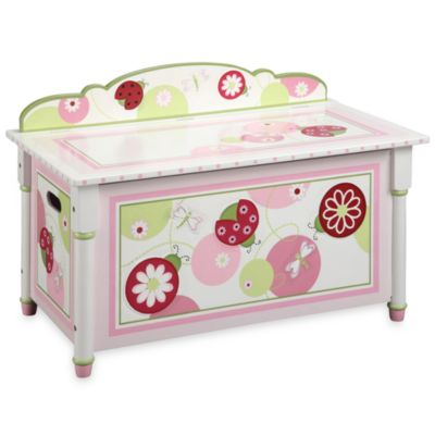 Guidecraft Sweetie Pie Toy Box