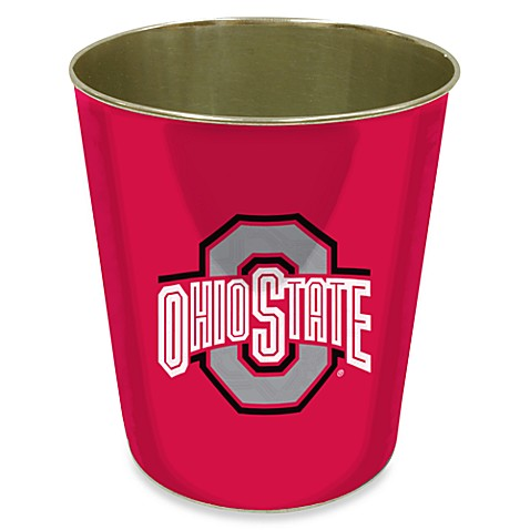 Ohio State Trash Can