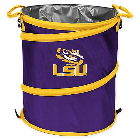 Lousiana State University 3-in-1 Trash Can/Cooler/Hamper