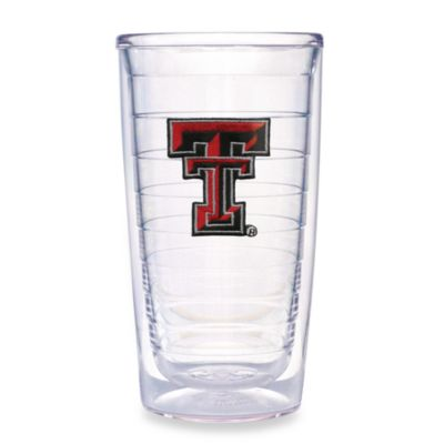 Tervis® Texas Tech University 16-Ounce Tumblers (Set of 4)