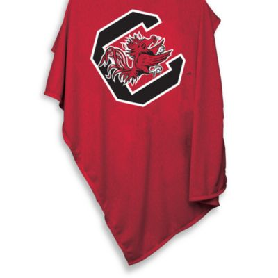 University of South Carolina 84-Inch x 54-Inch Sweatshirt Throw Blanket