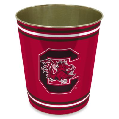 University of South Carolina Trash Can