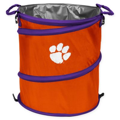 Clemson University 3-in-1 Trash Can/Cooler/Hamper