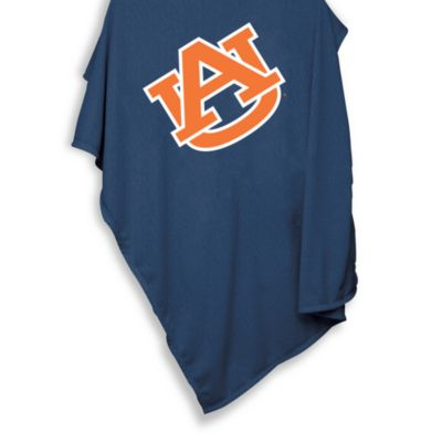 Auburn University 54-Inch x 84-Inch Sweatshirt Throw Blanket