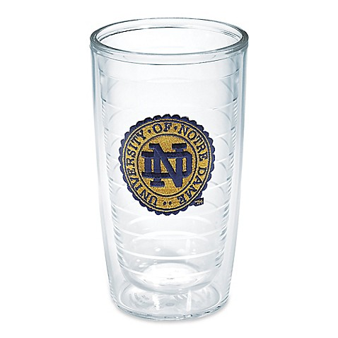 Tervis® University of Notre Dame 16-Ounce Tumbler