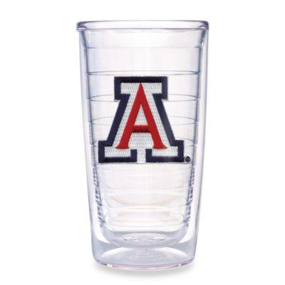 University of Arizona 16-Ounce Tumbler