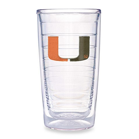 Tervis® University of Miami 16-Ounce Tumbler