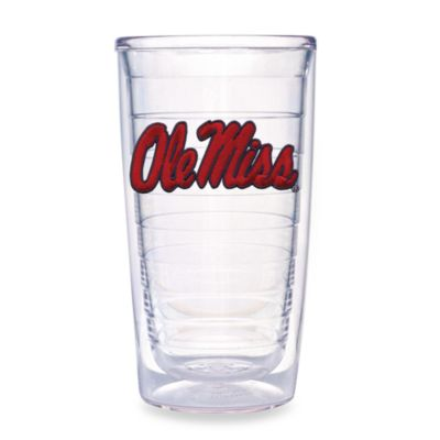 Tervis® University of Mississippi 16-Ounce Tumbler