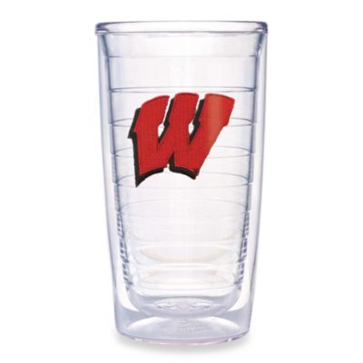University of Wisconsin 16-Ounce Tumbler