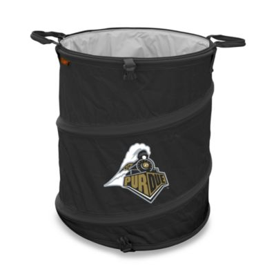 Purdue University 3-in-1 Trash Can/Cooler/Hamper