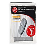Hoover® Type Y Carbon HEPA Bag
