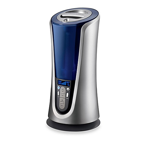 Sharper Image® Warm and Cool Ultrasonic Tower Humidifier