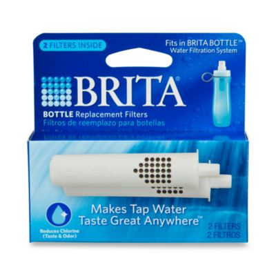 Brita® 2-Pack Bottle Replacement Filters