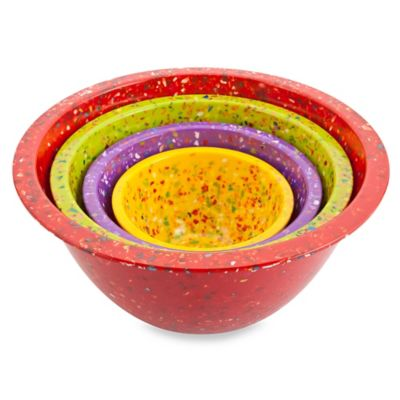 Zak Designs Bowl Set