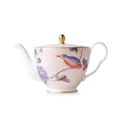 Wedgwood® Harlequin Cuckoo 12.5-Ounce Teapot