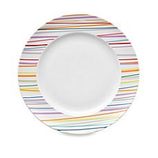 Rosenthal Thomas Sunny Day Stripes 10 1/2-Inch Dinner Plate
