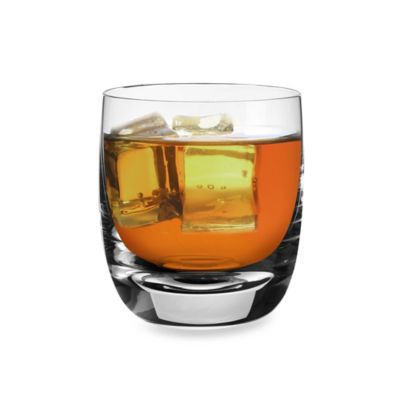 Crystal Scotch Whiskey Glasses