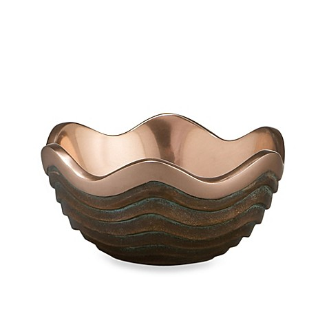 Nambe Copper Canyon 4 1/2-Inch Bowl