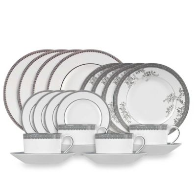 Vera Wang 20-Piece Dinnerware Set