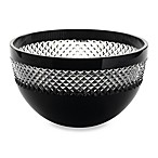 Waterford® Crystal John Rocha Black Cut 8-Inch Bowl