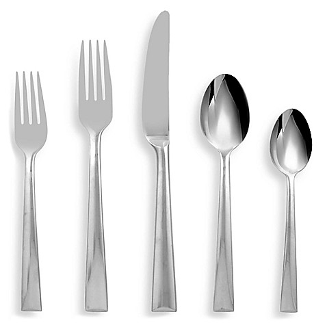 Lenox® Continental Dining™ 20-Piece Flatware Set