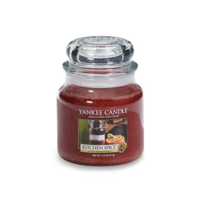 Yankee Candle® Housewarmer® Kitchen Spice™ Medium Classic Candle Jar