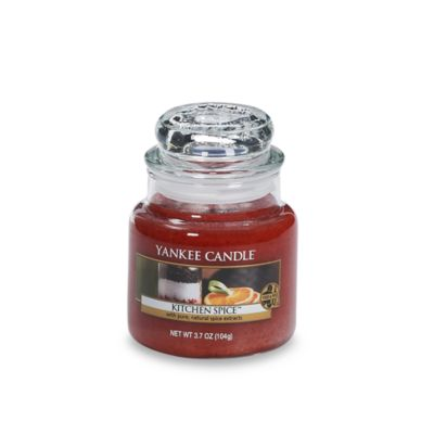 Yankee Candle® Housewarmer® Kitchen Spice™ Small Classic Candle Jar