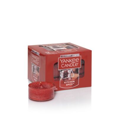 Yankee Candle® Housewarmer® Kitchen Spice™ Tea Light Accent Candles (Box of 12)