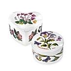 Portmeirion® Botanic Garden Jewelry Boxes