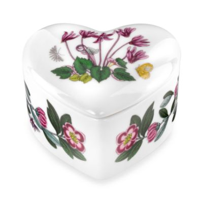 Portmeirion® Botanic Garden Heart Box with Lid