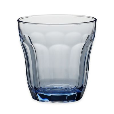 Blue Glass Drinkware