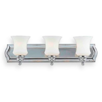Quoizel® Oakland 3-Light Bath Lighting Fixture