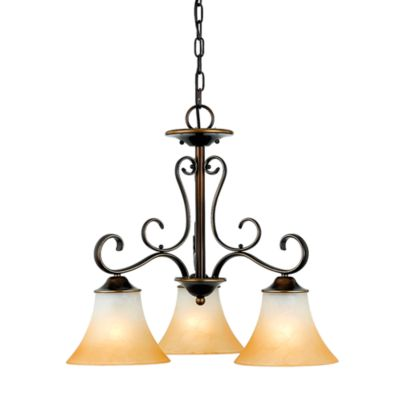Quoizel® 3-Light Duchess Dinette Chandelier
