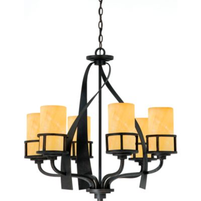 Quoize®l Kyle 6-Light Chandelier