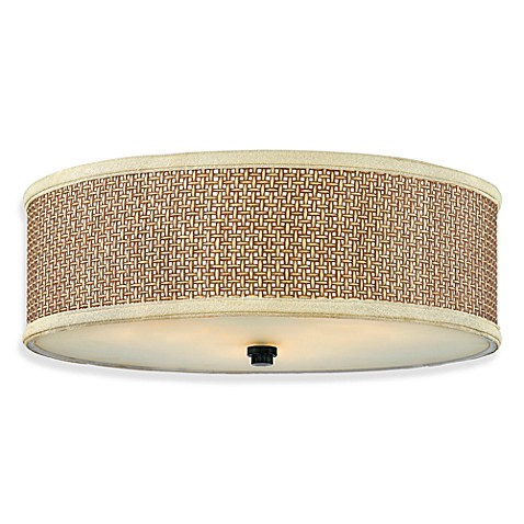buy quoizel zen large flush mount light fixture from bed