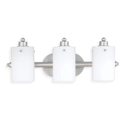 Quoizel® Adano 3-Light Bath Fixture