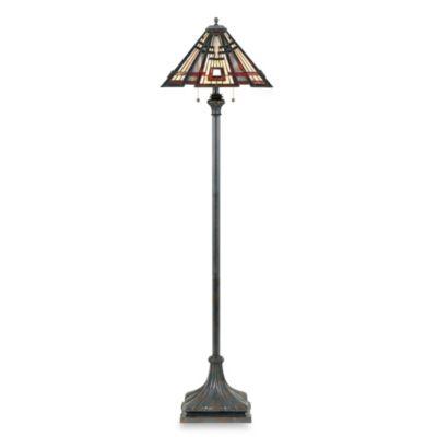 Quoizel Classic Craftsman Floor Lamp