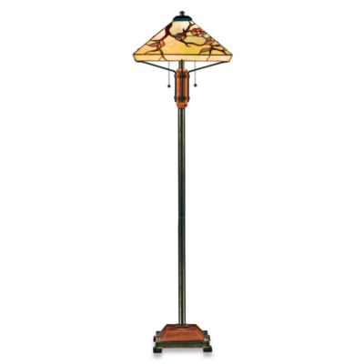 Quoizel Grove Park Floor Lamp