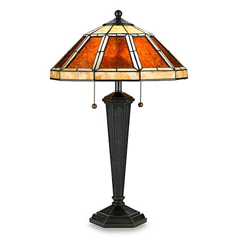 Quoizel austin table lamp bed bath beyond for Table lamps austin tx